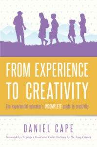 From Experience to Creativity Book